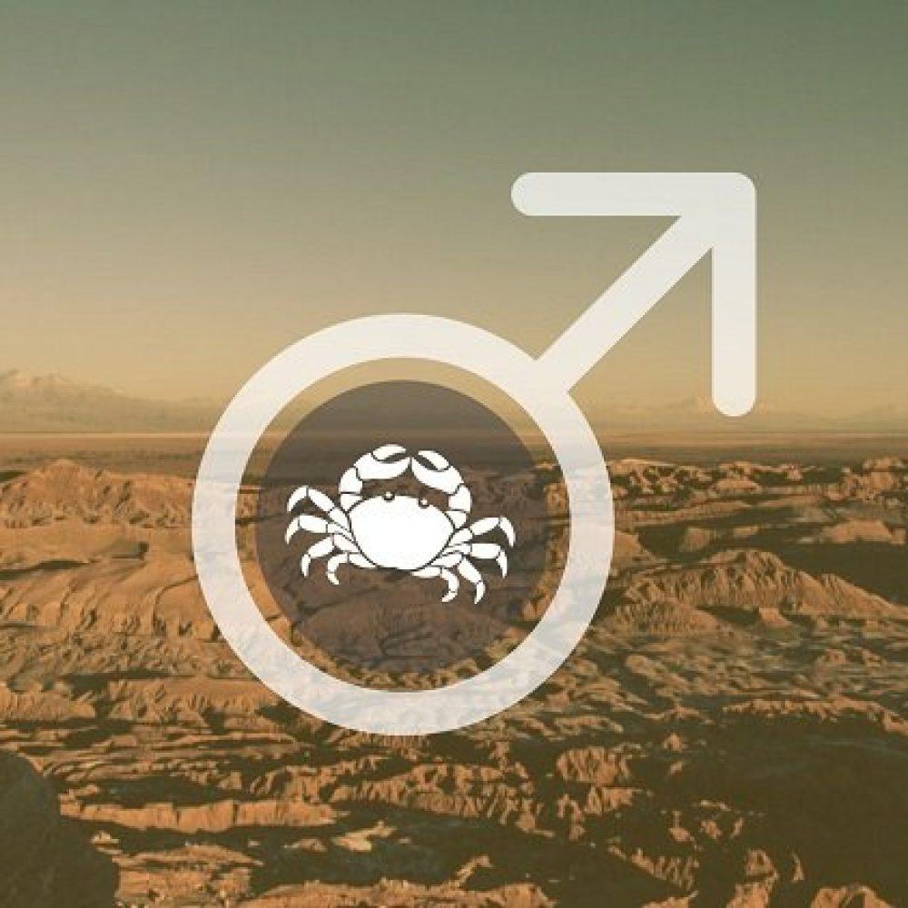 MARS YENGEÇ BURCUNDA
